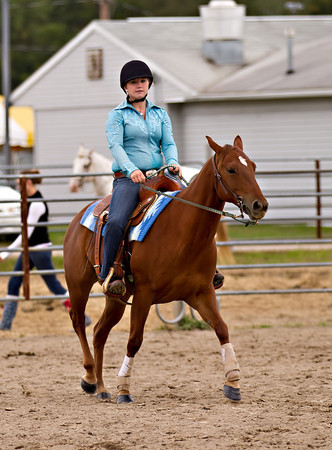 4H Districts 9/17/11 Contest Equitation Sr