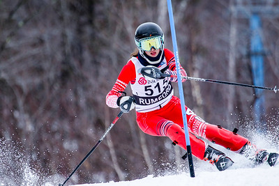 Slalom First Run