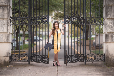 Alexis UT Graduation