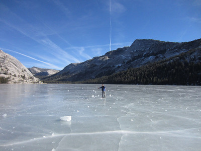 Lake Tanaya/Mt Dana 1-1-12