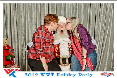 12/13/19 - WWT Holiday Party