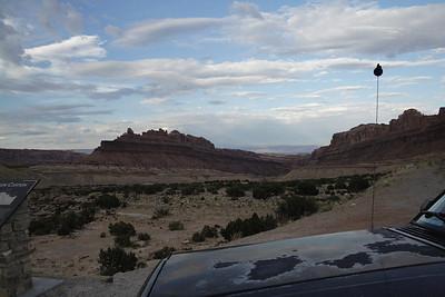 WI to CA: Black Dragon Canyon, July 17, 07