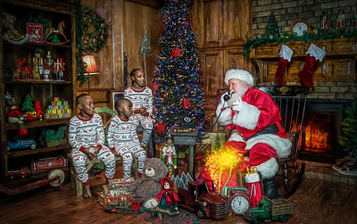 2020 Magical Santa
