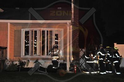 South Farmingdale F.D. Signal 10 7 Frank Ave. 10/19/12