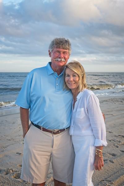 Morris Family Beach Shoot