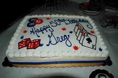 50th Birthday Party - Dad