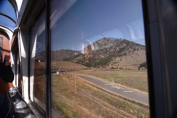 Amtrak California Zephyr - 2017