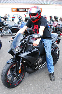 2008 BUELL TEST RIDE AT HARLEY-DAVIDSON/BUELL OF DANBURY, AUGUST 29 & 30