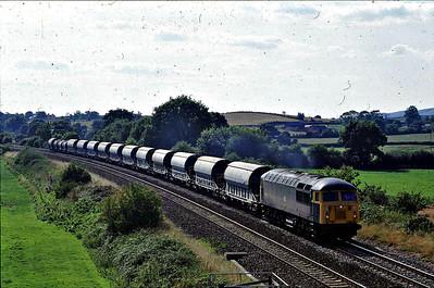 Pre Privatisation Freight