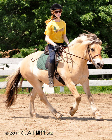 6.18.11 Pinegate lessons w/ Lilly
