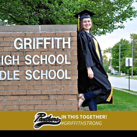 Griffith High School Graduation 2020