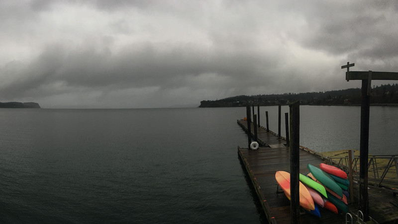 11 Jan: From the Coupeville Dock