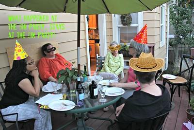 Nancy's Gin Party
