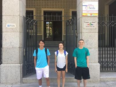 Segovia SPAIN - Summer 2016