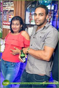 Raj Bar & Lounge One Year Anniversary