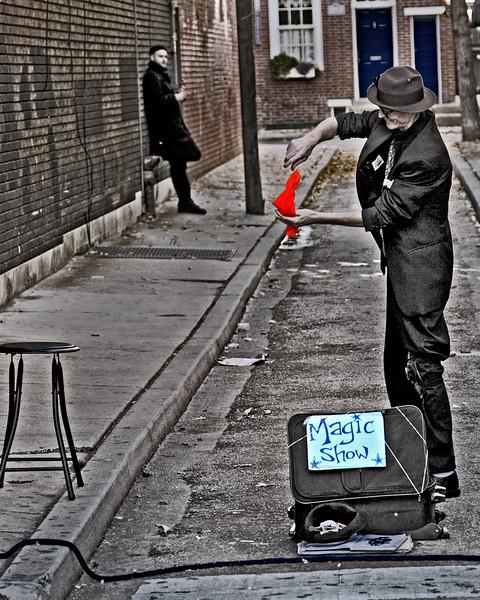 Philly Street Magic - Lexington KY and Raleigh NC Photographer