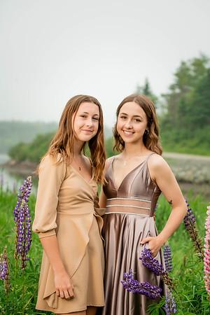Kendra + Kaitlin | Prom/Portrait