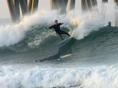 11/26/20 * DAILY SURFING PHOTOS * H.B. PIER