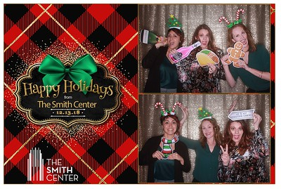 The Smith Center 2018 Holiday Party