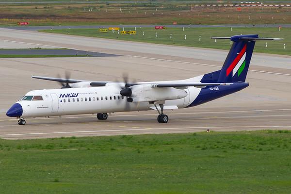 HA-LQB - Bombardier Dash 8 Q400