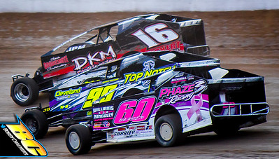 Lebanon Valley Speedway - 8/20/16 - Bobby Chalmers