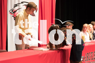National Honor Society Induction (5-7-19)