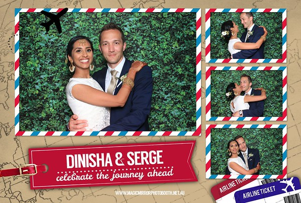 Serge & Dinisha's Wedding - Sergeants Mess