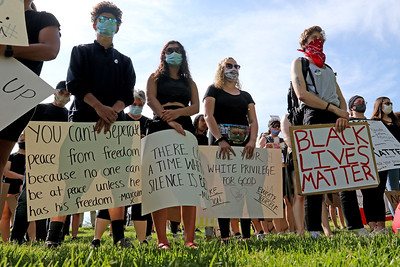 060320 Crystal Lake Black Lives Matter protest (MA)