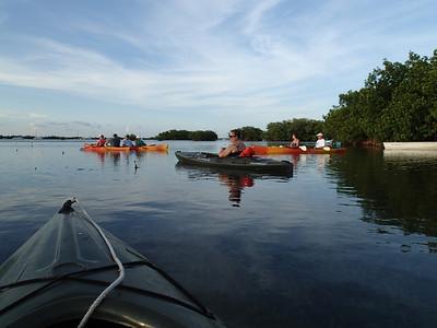 Sunset Kayaking in Key West 2013-06-16