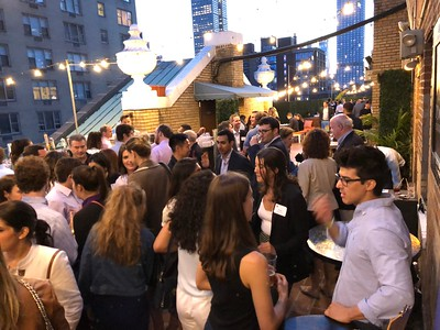 2018 NYC Rooftop Summer Reception