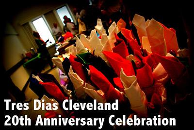 Tres Dias Cleveland 20th Anniversary