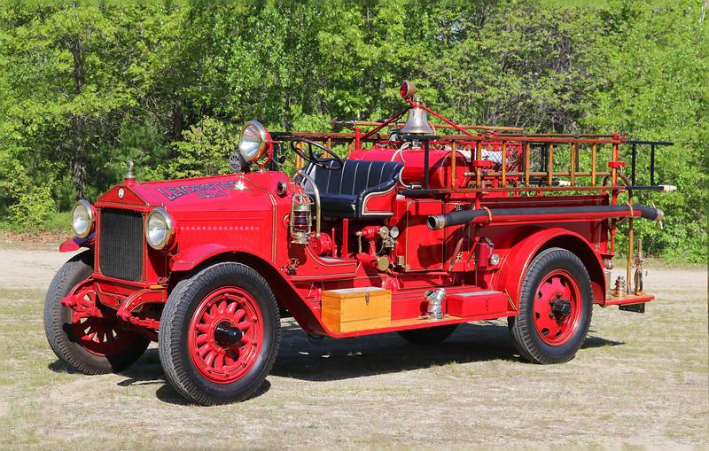Retired   Engine 1   Maxim