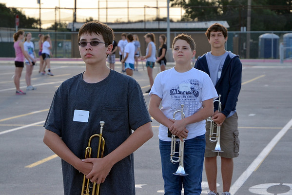 2012 Mini Band Camp