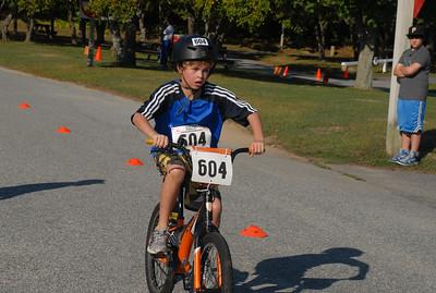 2010 Mighty Kids Triathlon - Bike