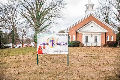 Christ Church's New Home