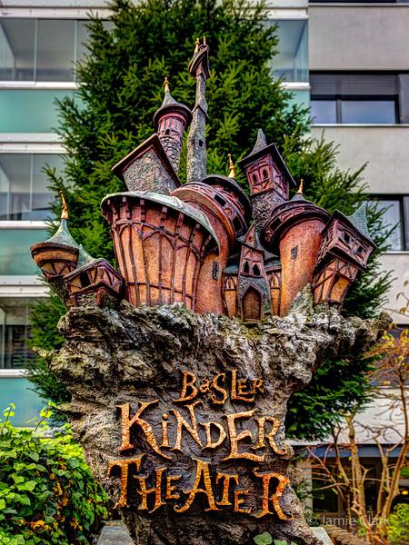 Kids Theater. Basel, Switzerland