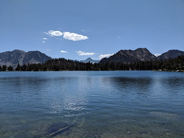 Rae Lakes Loop