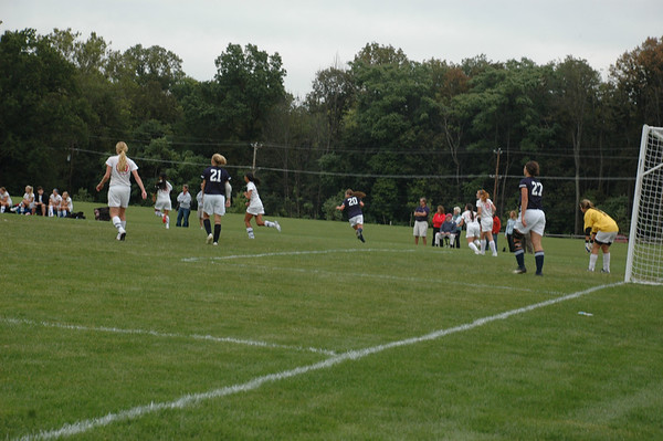 Girls' Soccer: GA vs Hill School