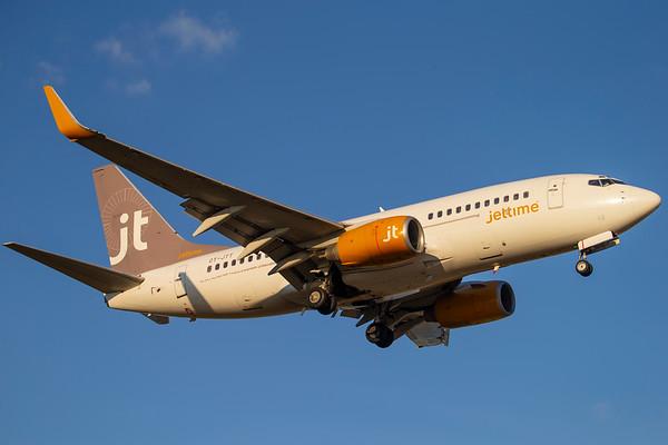 OY-JTT - Boeing 737-73S