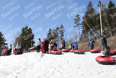 3-14-21 Tubing 11 AM to 1 PM