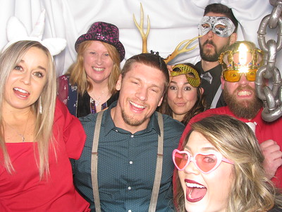 Crossfit Fireside Holiday Party!