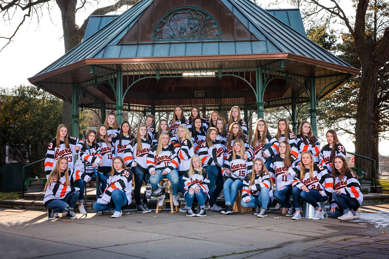 2017/18 WBL Girls Varsity Hockey