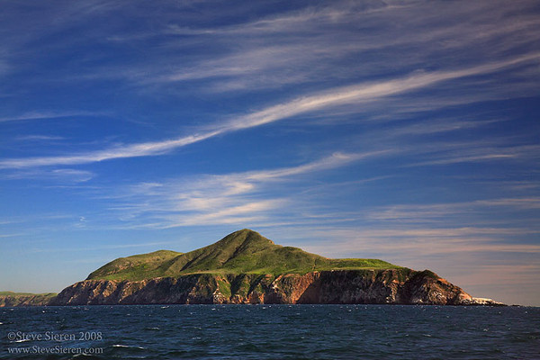 Anacapa's furthest west island.