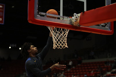 VU Men's Basketball vs Holmes - NJCAA National Tournament