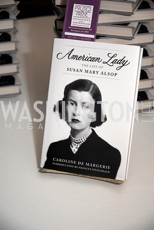 "Book Party for ""American Lady"" at the Residence of the French Ambassador"