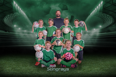 2019 Fall Soccer- U10 Girls