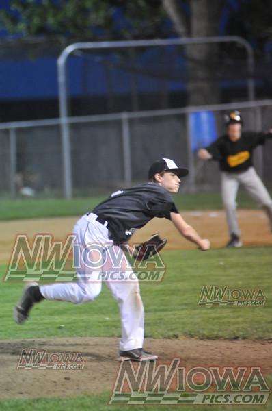 JV Baseball vs Spalding Catholic 5/31/2013