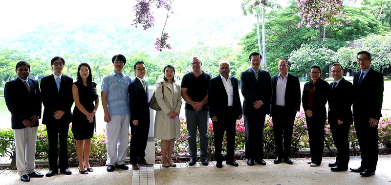2013-3 First meeting of the Regional Environment Committee, Phuket, April 2013
