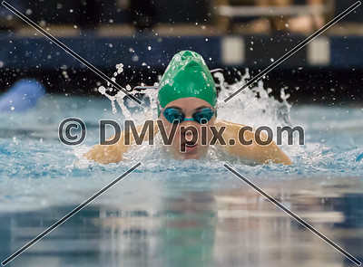 Falls Church @ W-L Girls Swim & Dive