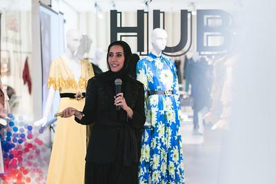 The Hub / Reham Abulfaraj